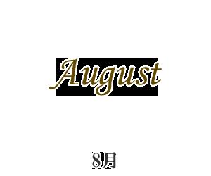 再入荷8月